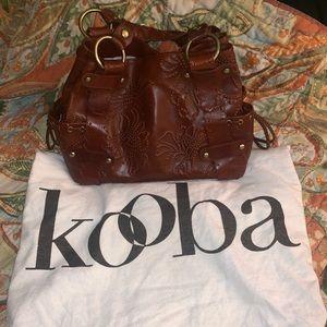 Leather KOOBA Purse